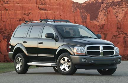 Dodge Durango photo 09
