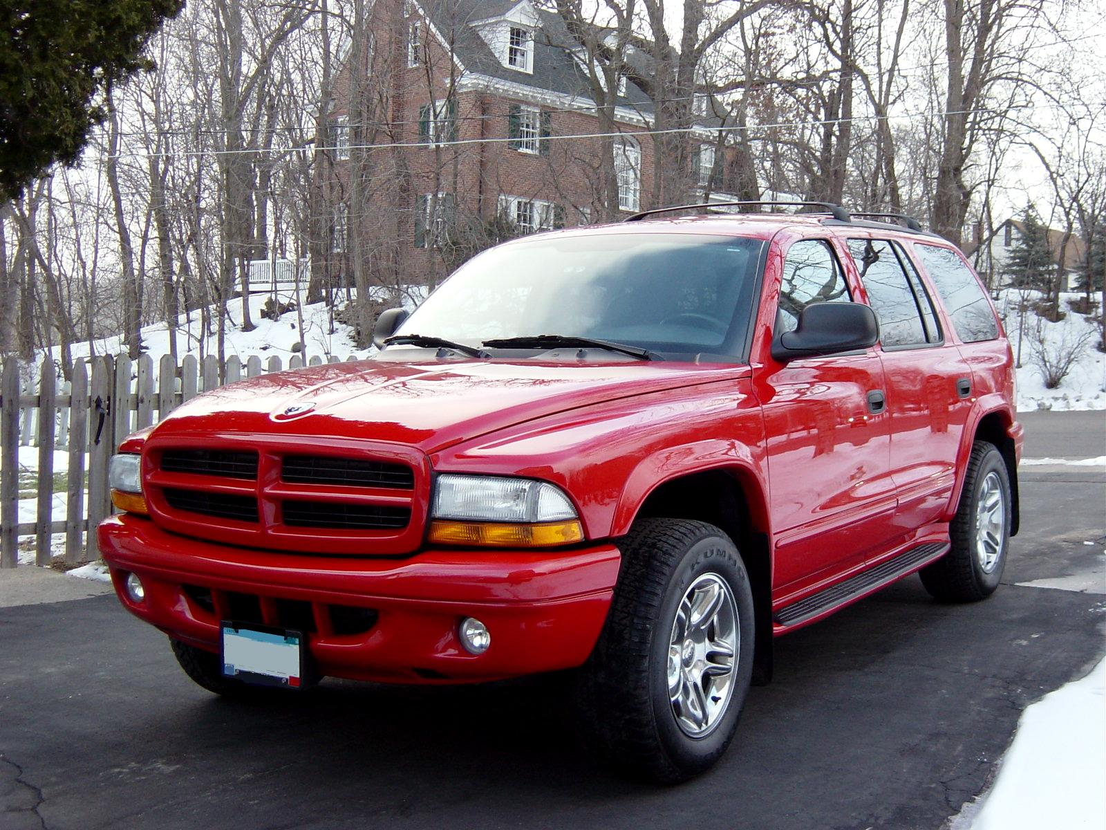 Dodge Durango photo 11