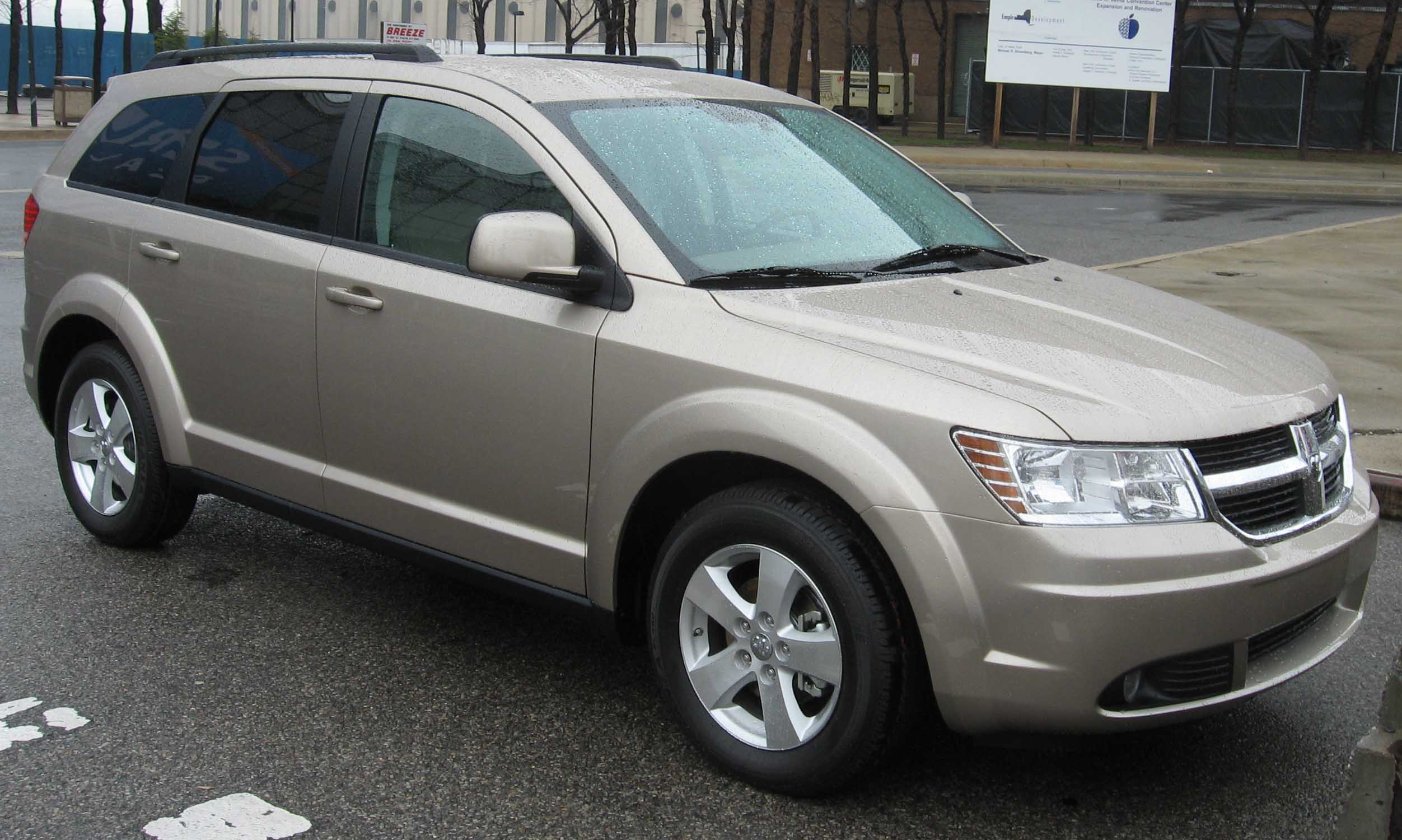 Dodge Journey photo 03