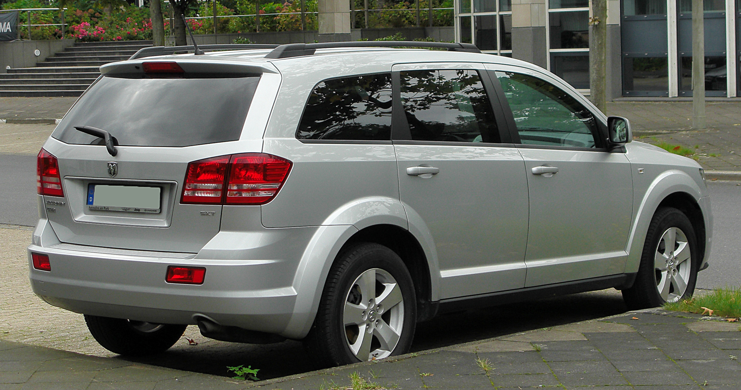 Dodge Journey photo 09