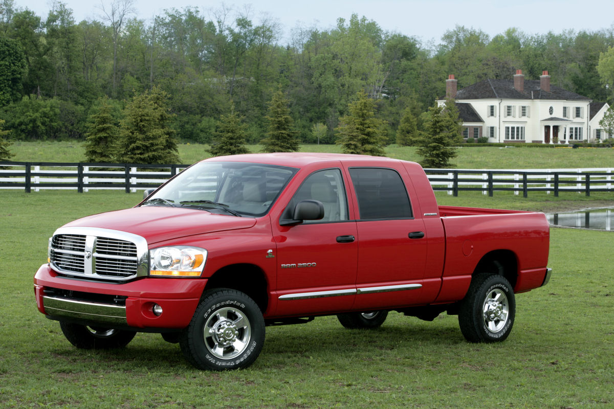 Dodge RAM photo 08