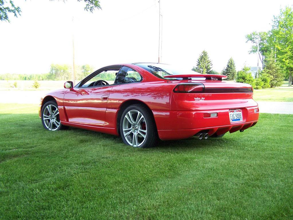 Dodge Stealth photo 01