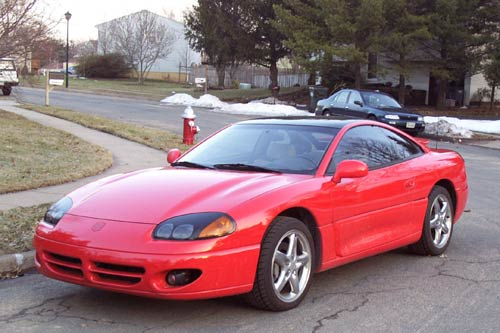Dodge Stealth photo 05