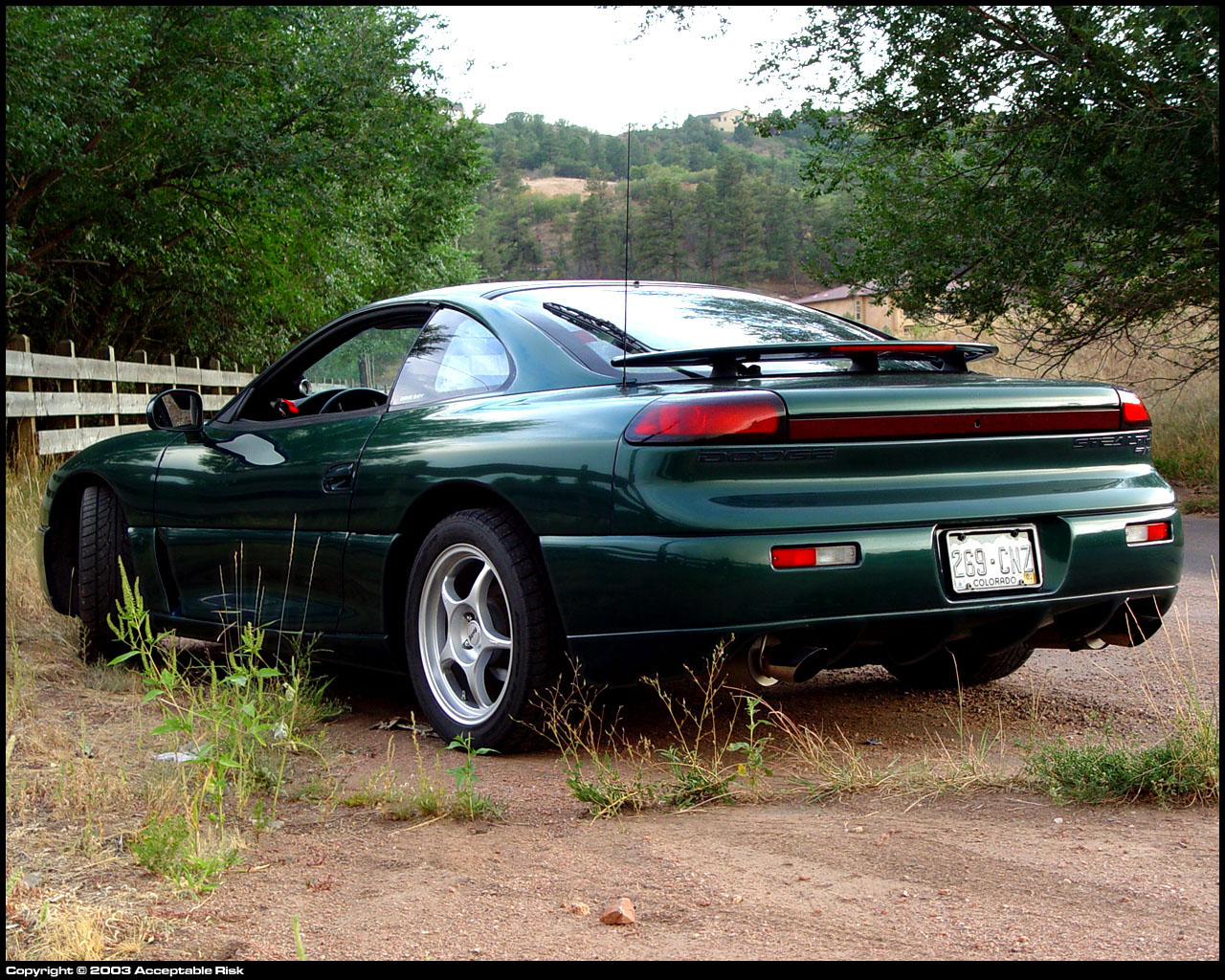 Dodge Stealth photo 11
