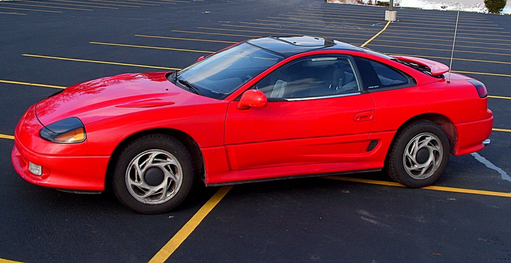 Dodge Stealth photo 13