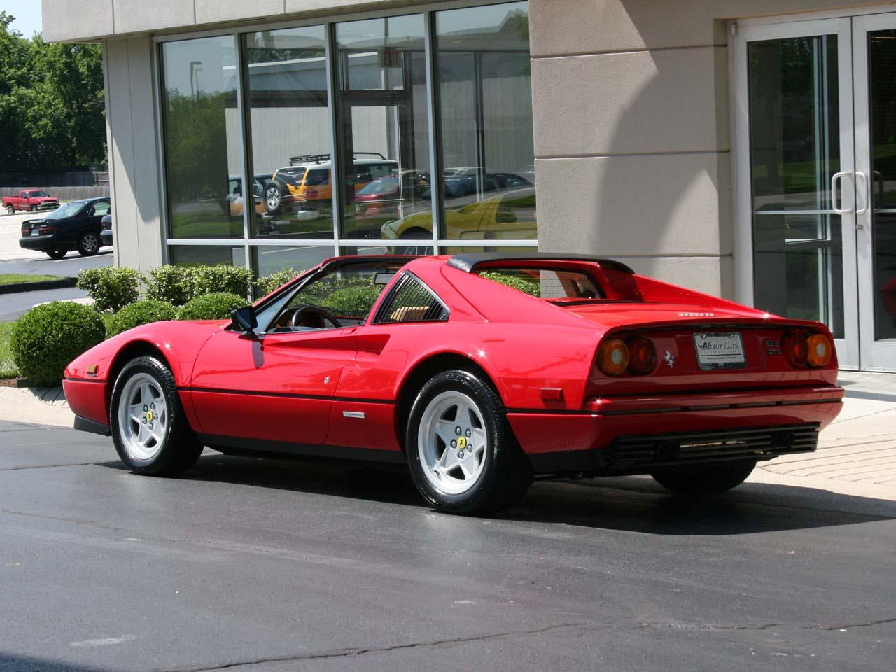ferrari 328 technical details history photos on better. Black Bedroom Furniture Sets. Home Design Ideas