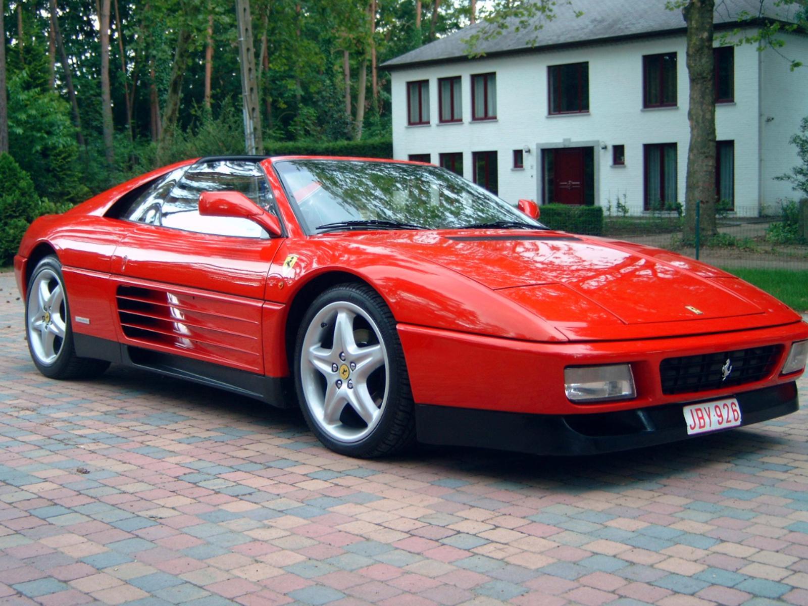 Ferrari 348 photo 03