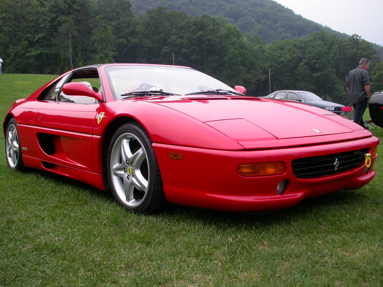 Ferrari 355 Technical Details History Photos On Better