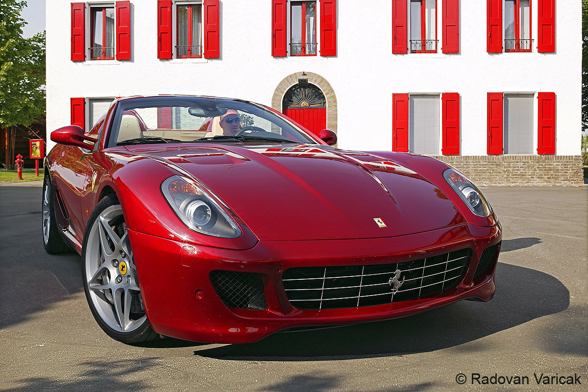 Ferrari 599 Barchetta photo 08