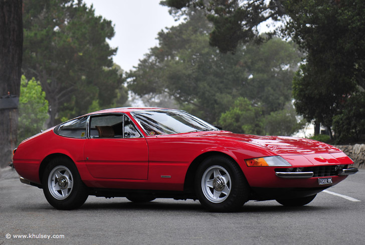 Ferrari Daytona photo 05