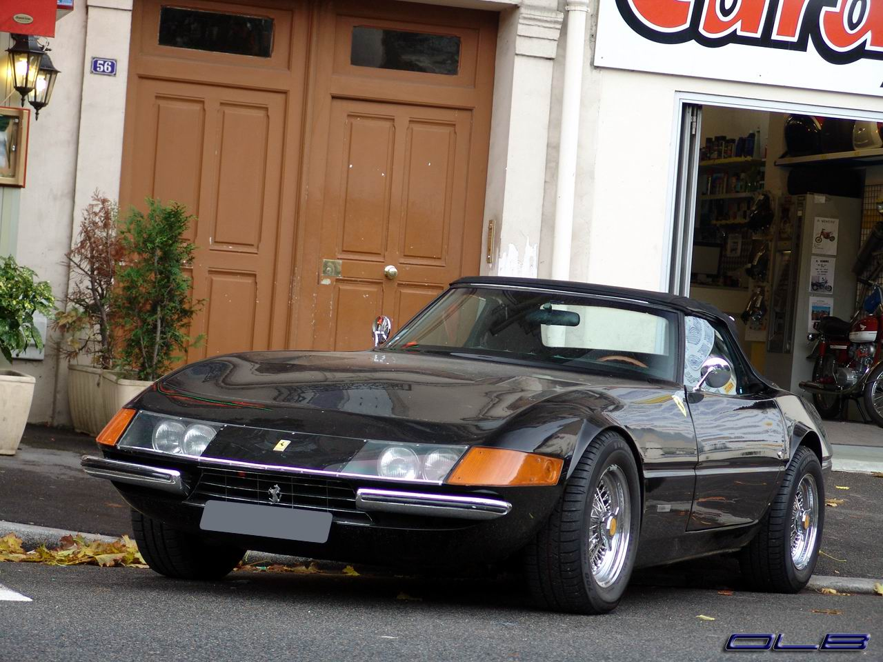 Ferrari Daytona photo 06