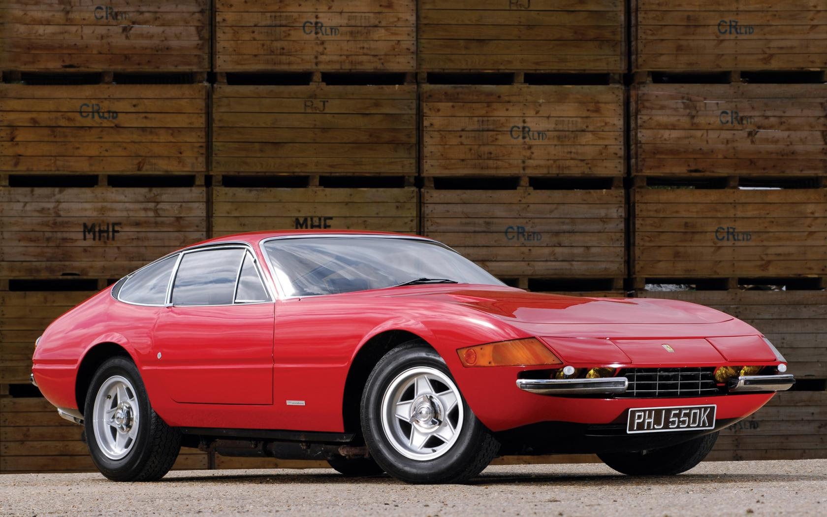 Ferrari Daytona photo 08