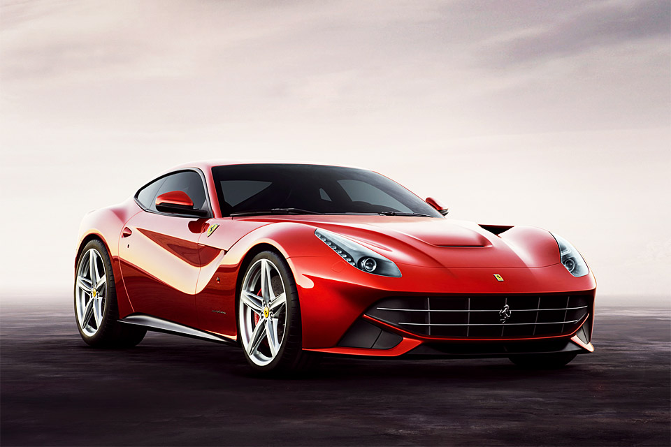 Ferrari F12 Berlinetta photo 01