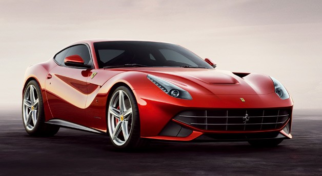 Ferrari F12 Berlinetta photo 02