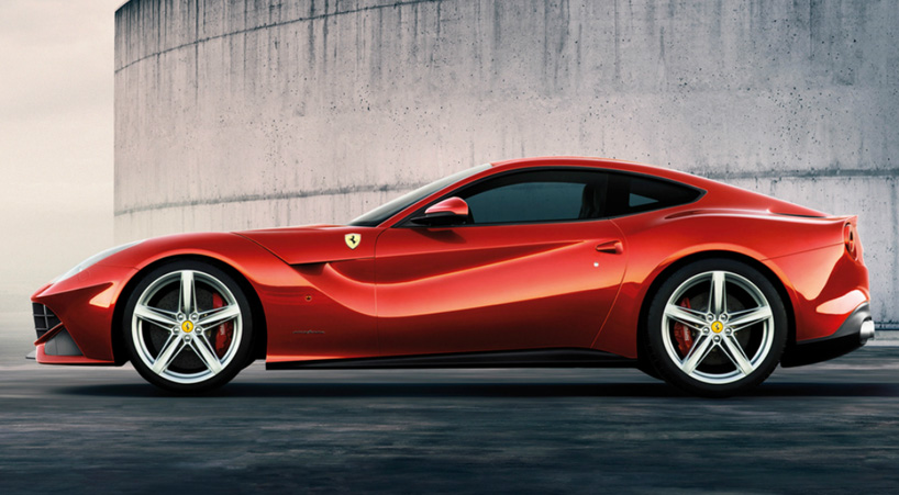 Ferrari F12 Berlinetta photo 03