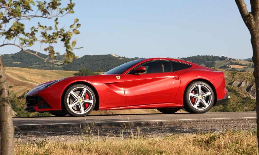 Ferrari F12 Berlinetta photo 12