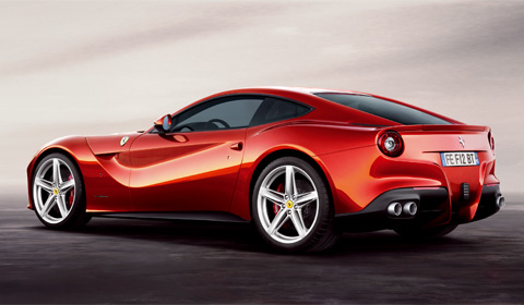Ferrari F12 Berlinetta photo 15