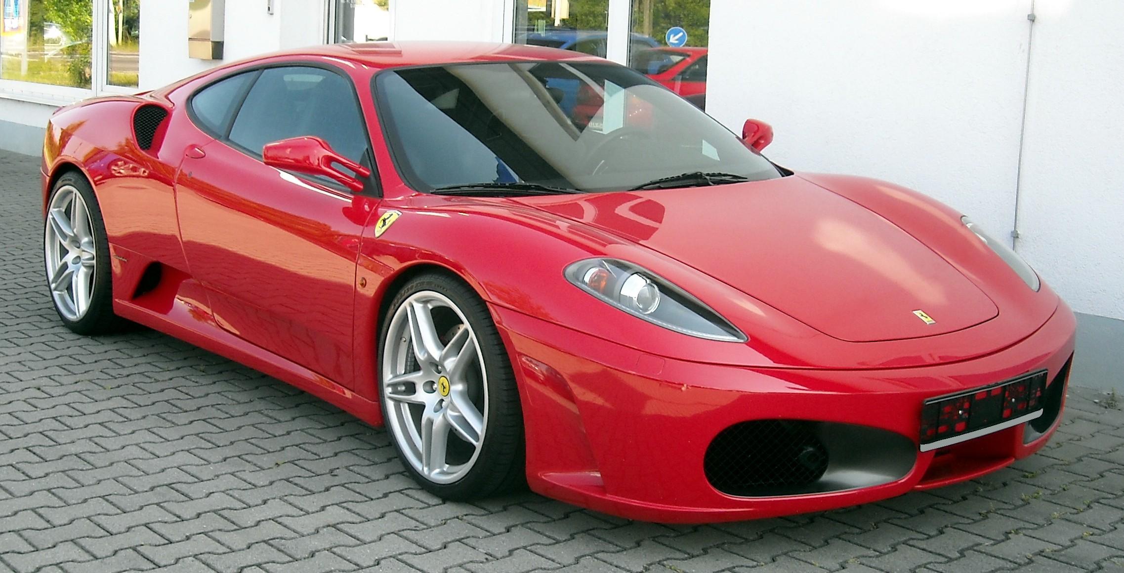 Ferrari F430 Photo 01