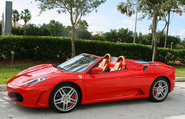 Ferrari F430 Photo 02