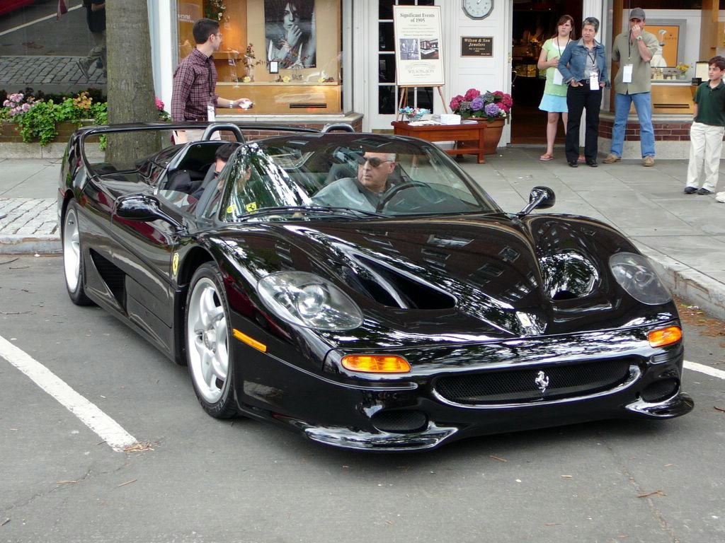 Ferrari f50 history photos on better parts ltd ferrari f50 photo 01 vanachro Image collections