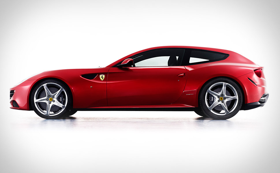 Ferrari FF photo 01