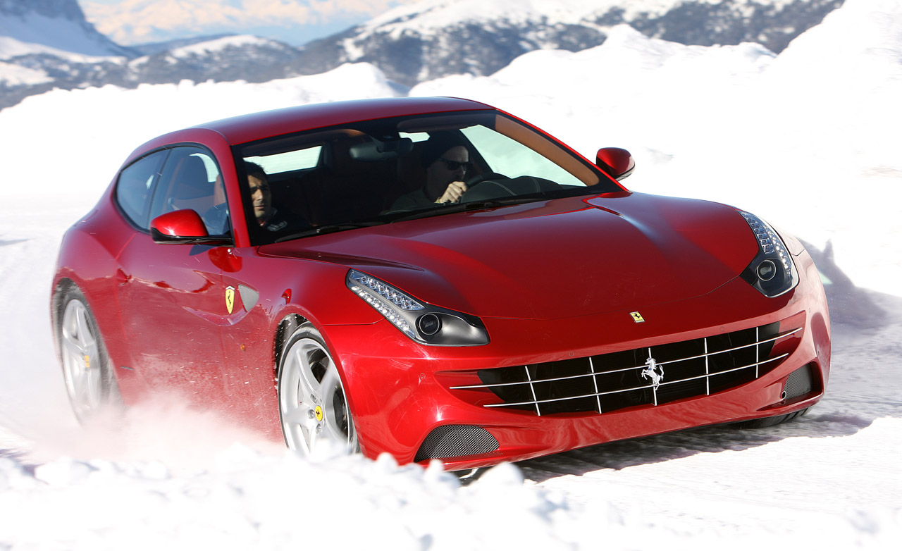 Ferrari FF photo 02