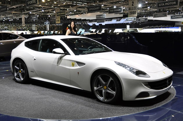 Ferrari FF photo 03