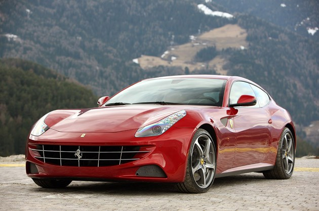 Ferrari FF photo 09