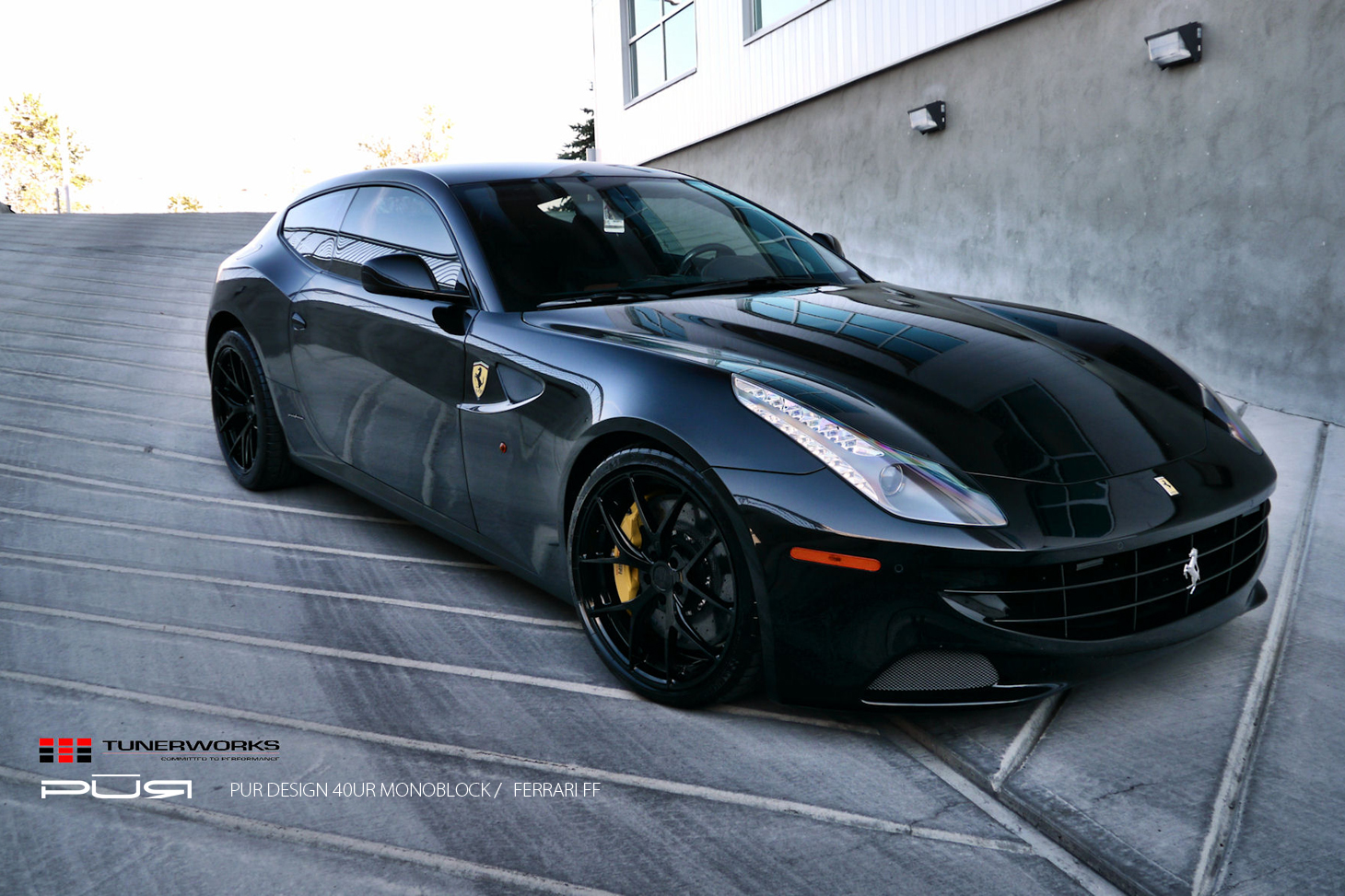 Ferrari FF photo 12