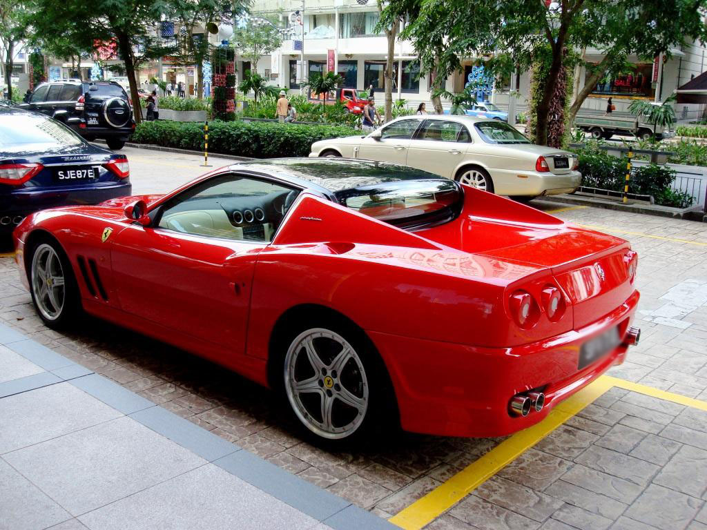 Ferrari Superamerica photo 14