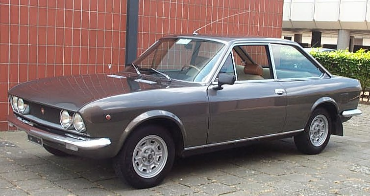 Fiat 124 Coupé photo 01