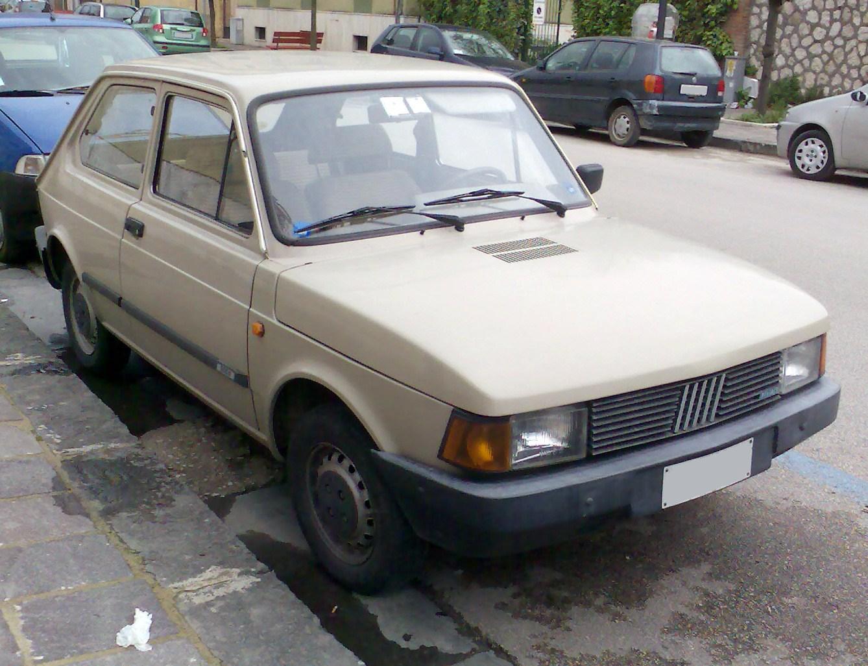 Fiat fiat 127 : Fiat 127 photos #11 on Better Parts LTD