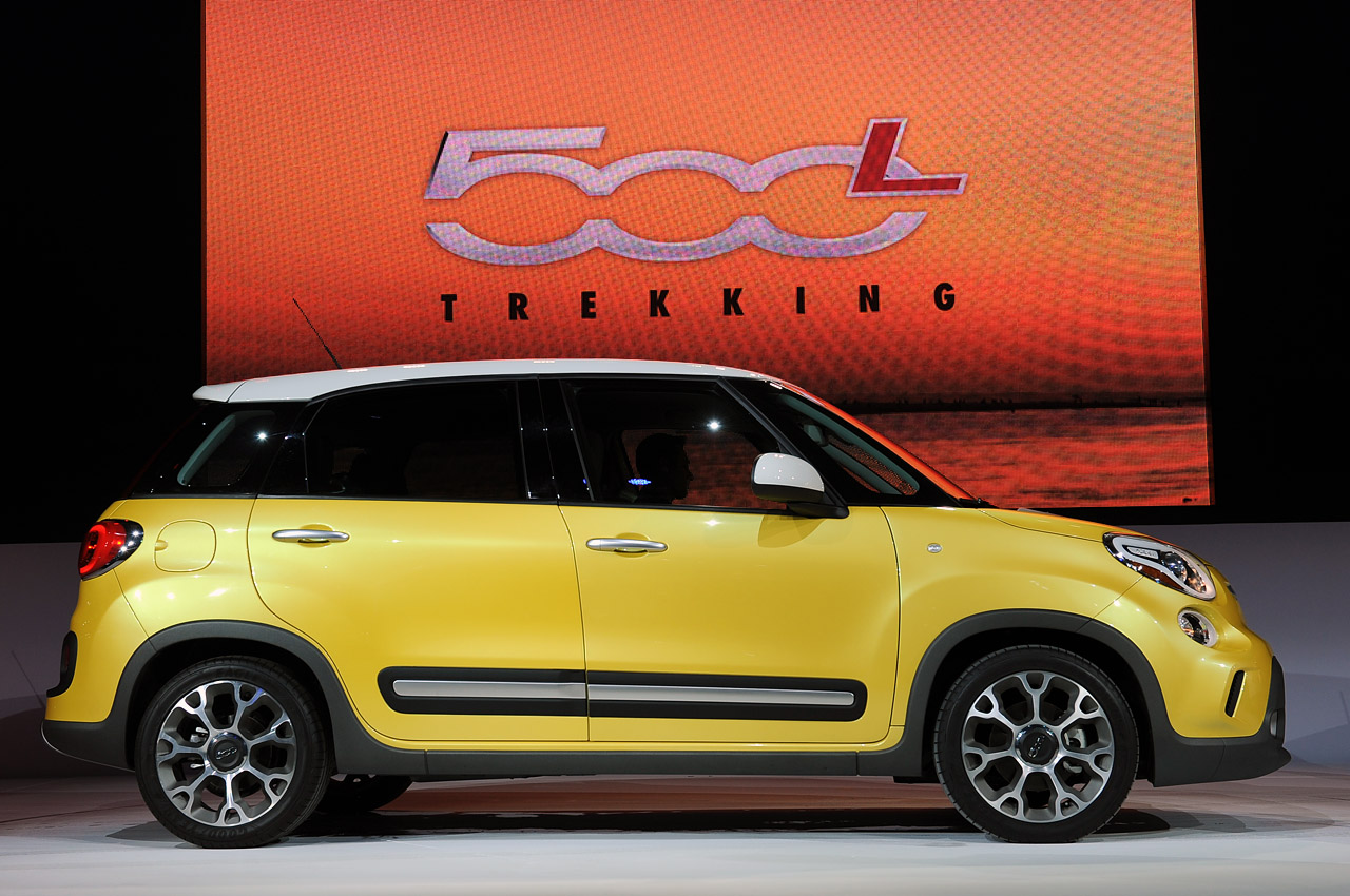 Fiat 500l Trekking Technical Details History Photos On