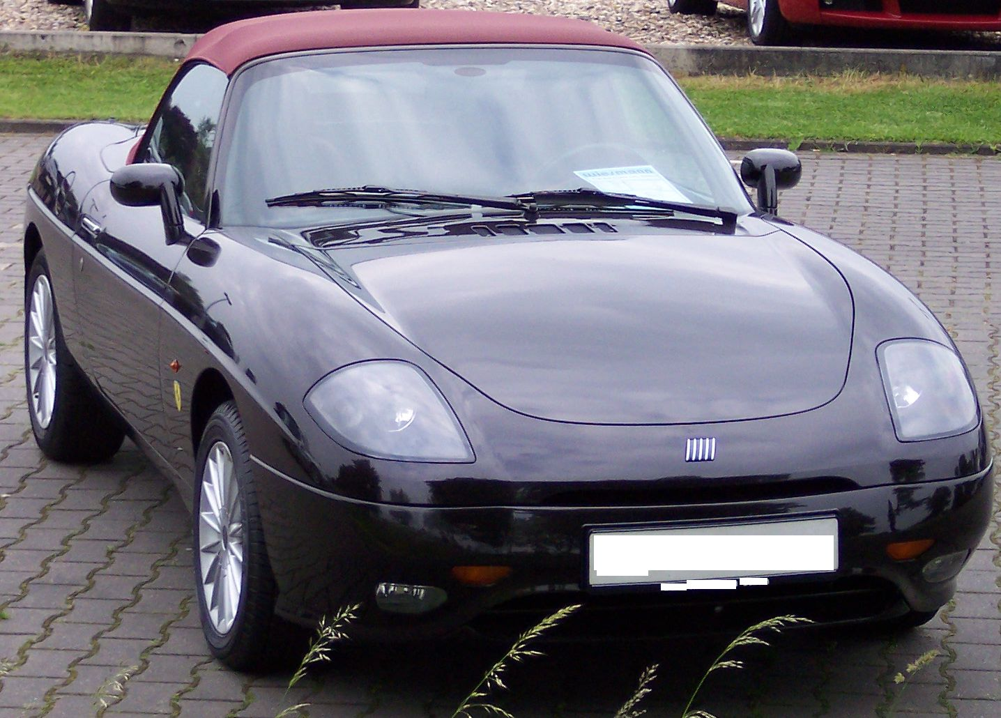 Fiat Barchetta photo 01