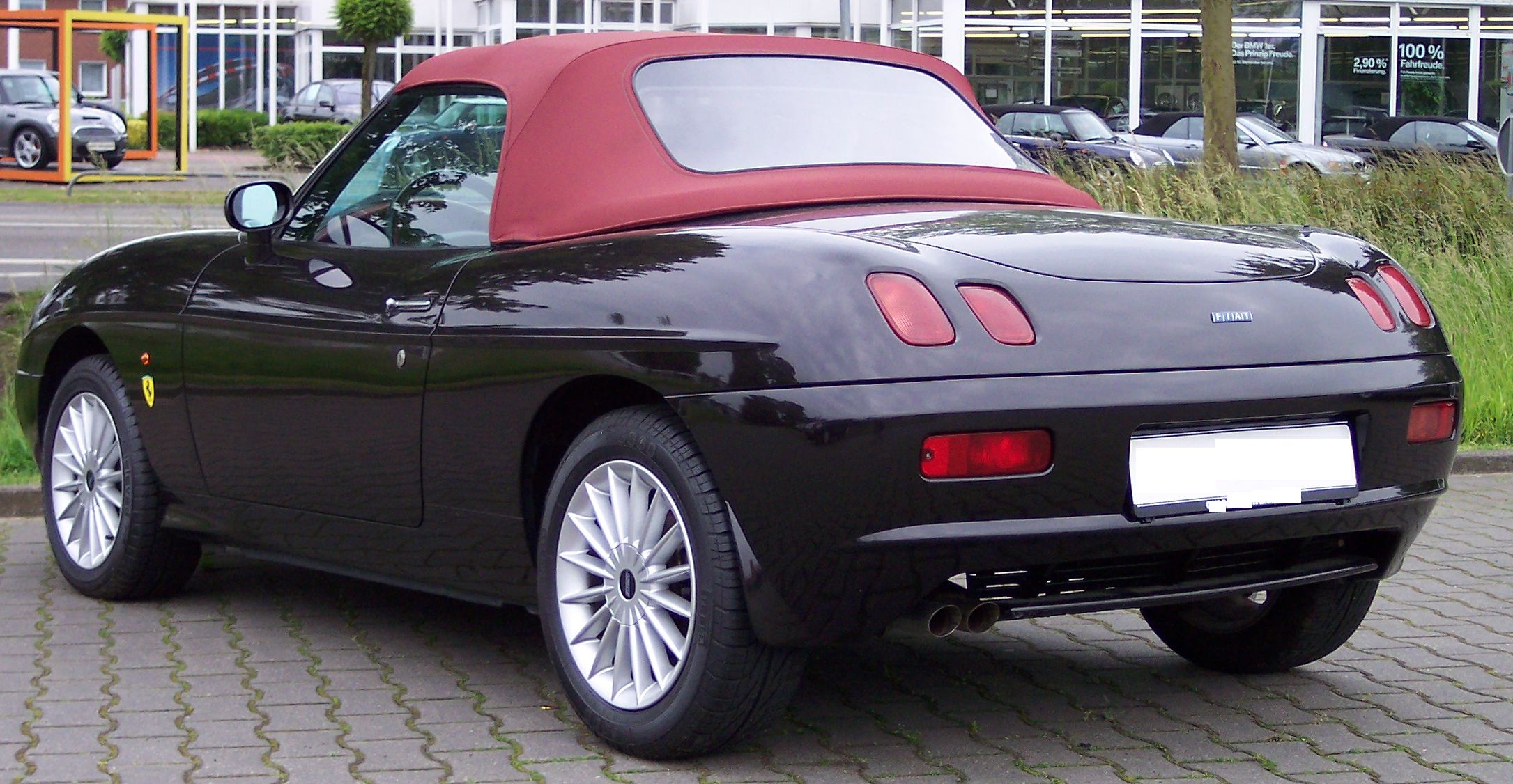 Fiat Barchetta photo 03