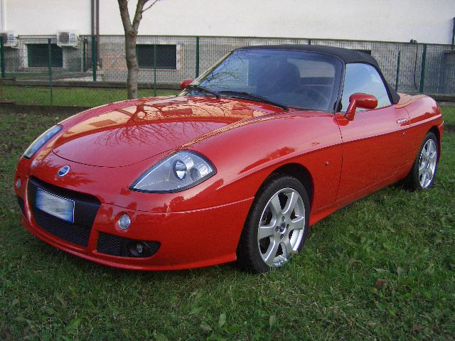 Fiat Barchetta photo 05