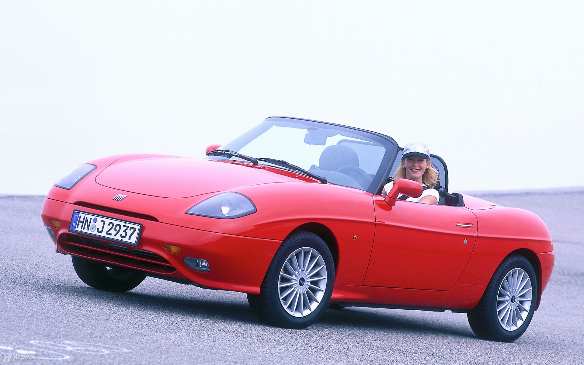 Fiat Barchetta photo 06