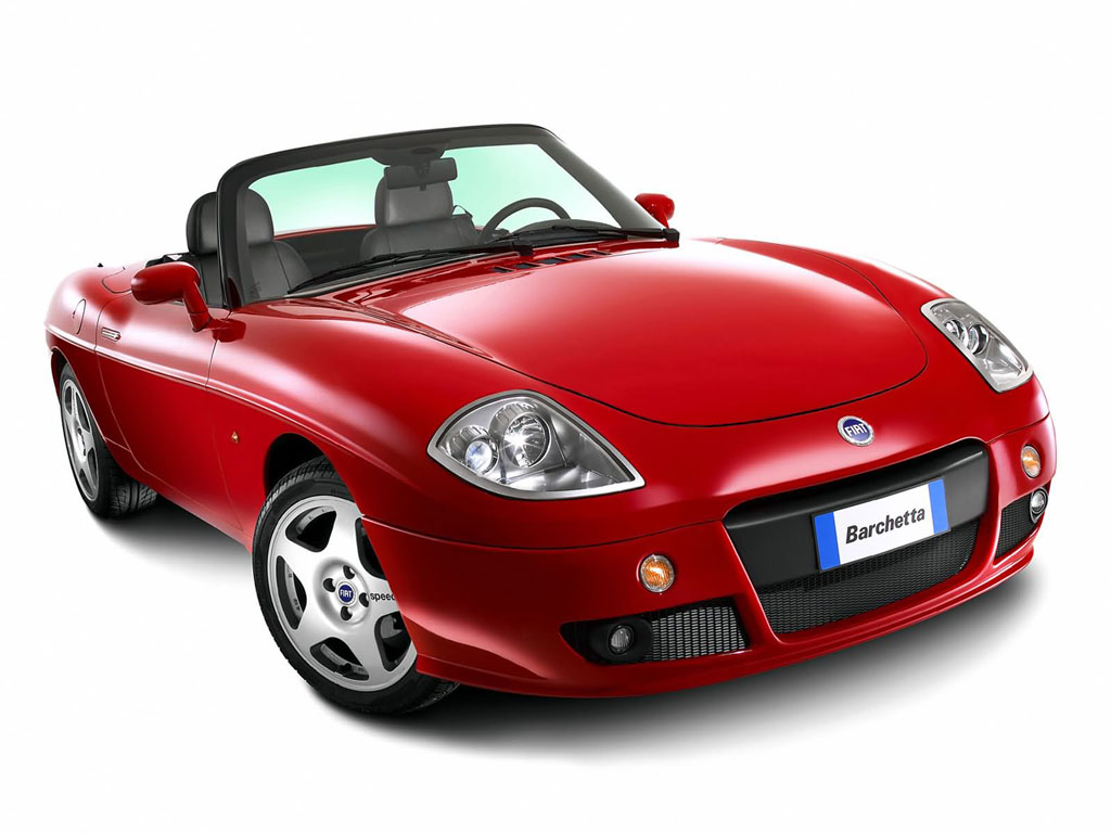 Fiat Barchetta photo 07