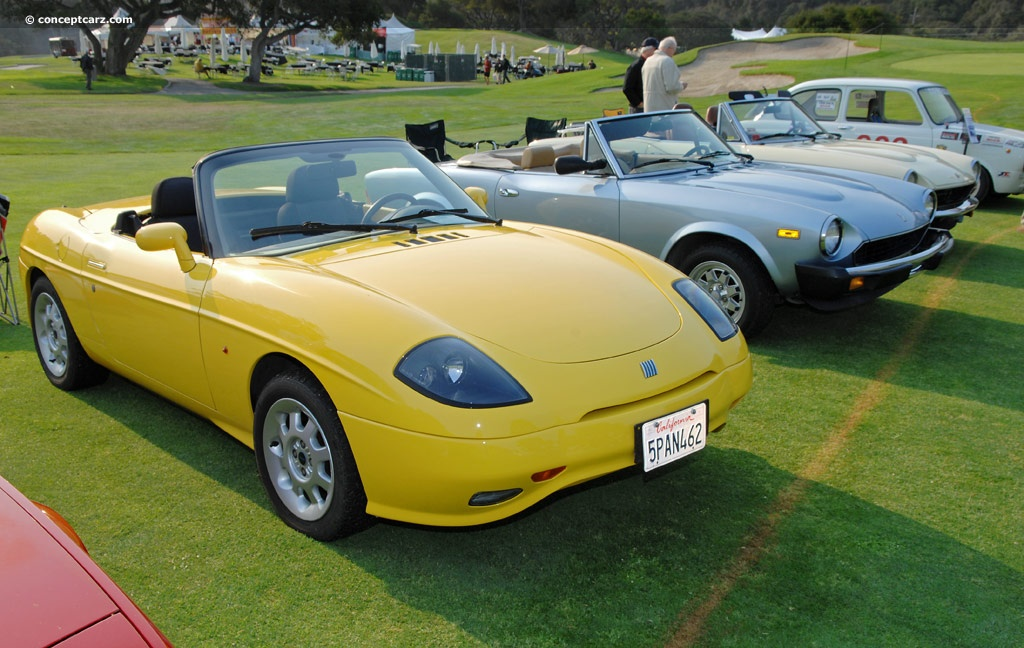 Fiat Barchetta photo 12