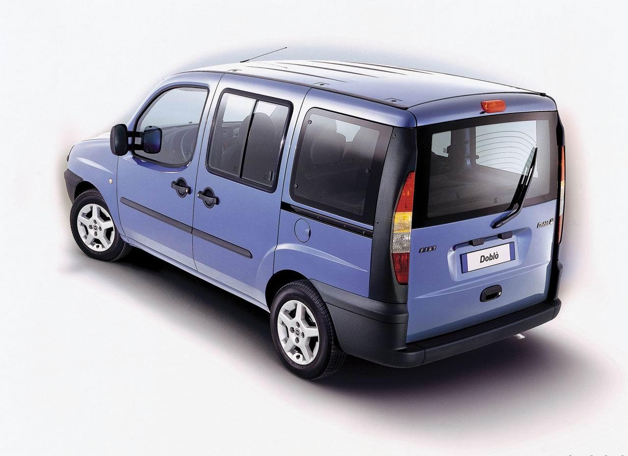 Fiat Doblo history, photos on Better Parts LTD
