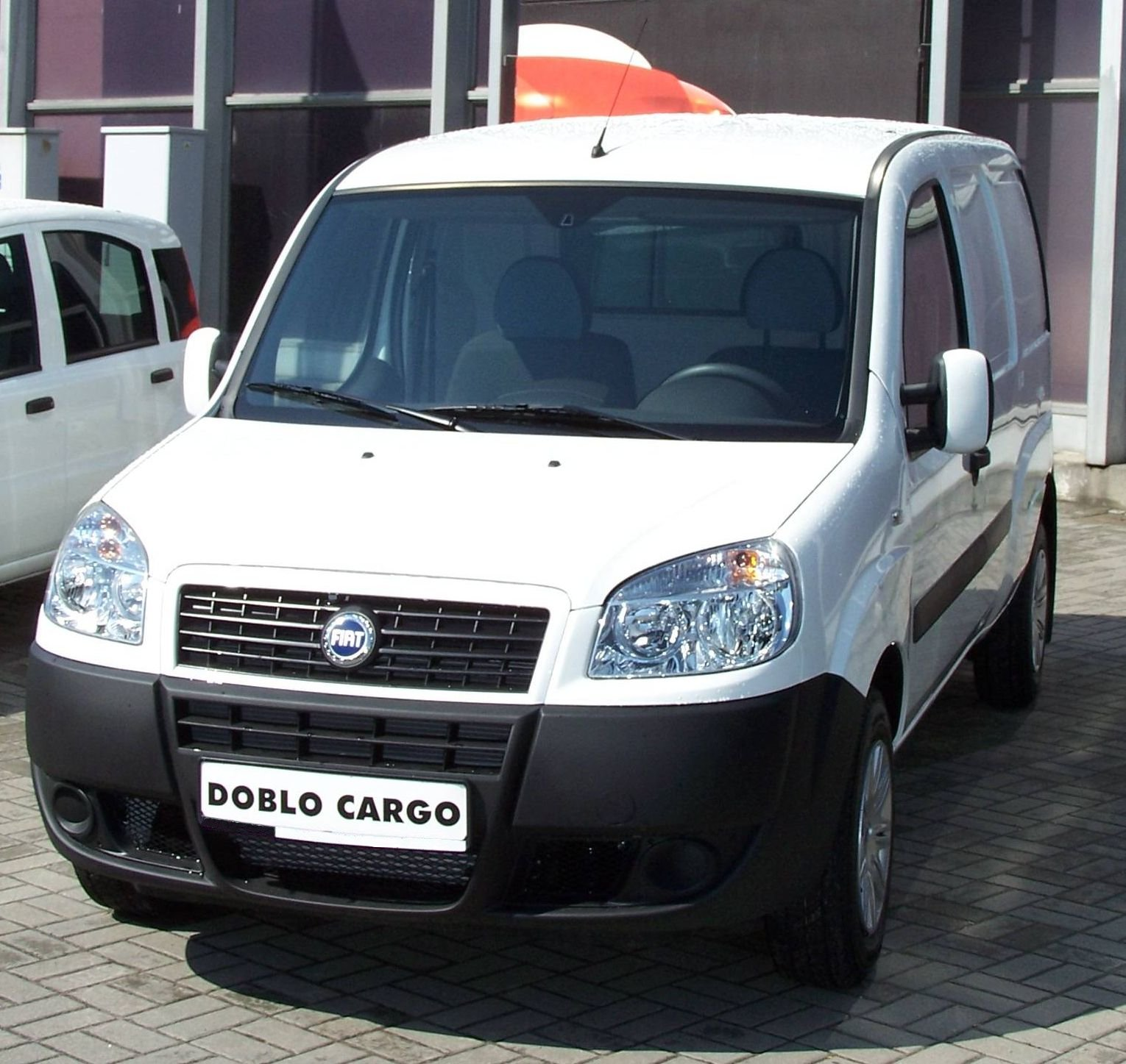 fiat doblo cargo technical details history photos on better parts ltd. Black Bedroom Furniture Sets. Home Design Ideas