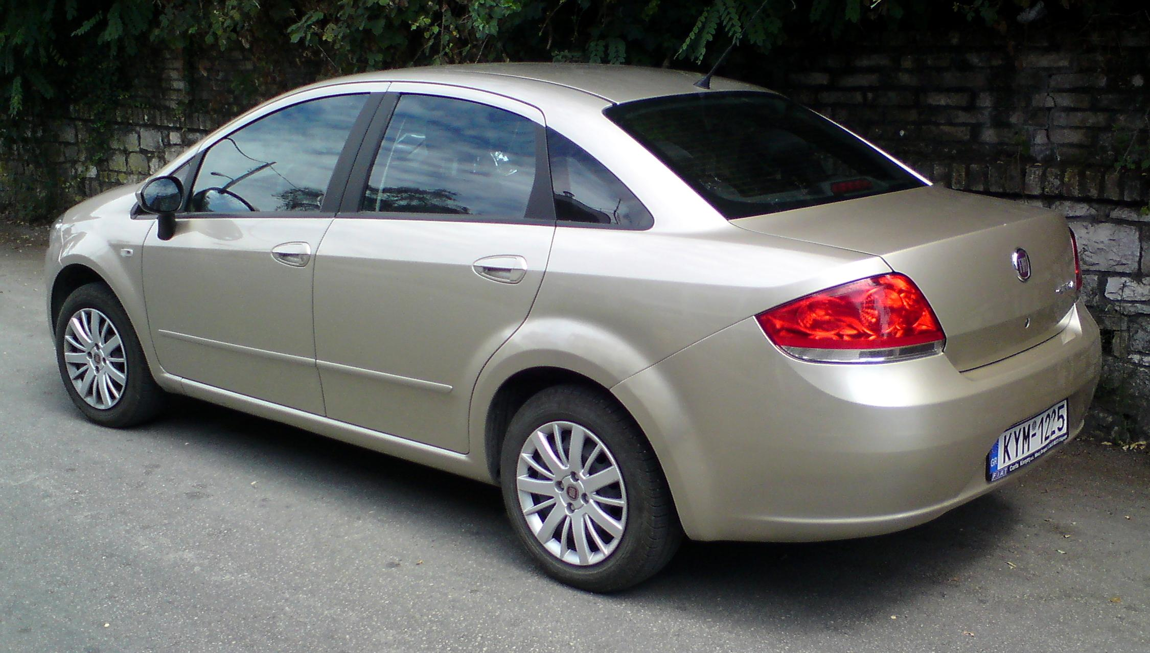 Fiat Linea technical details, history, photos on Better ...