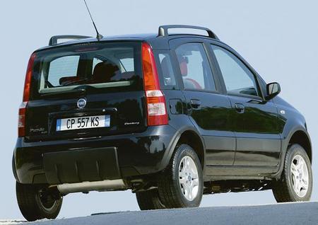 Prova Fiat Panda 1.2 Natural Power Climbing - f.mignosi