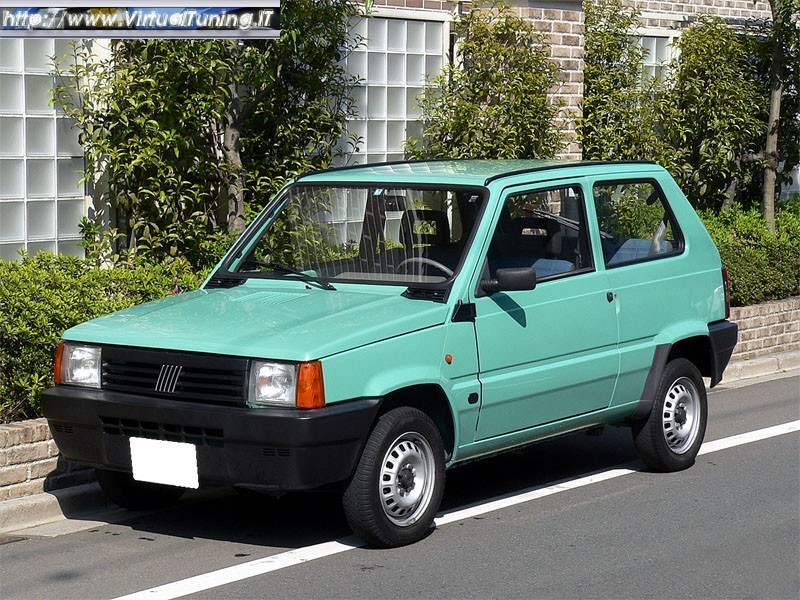 Fiat Panda Young Technical Details History Photos On