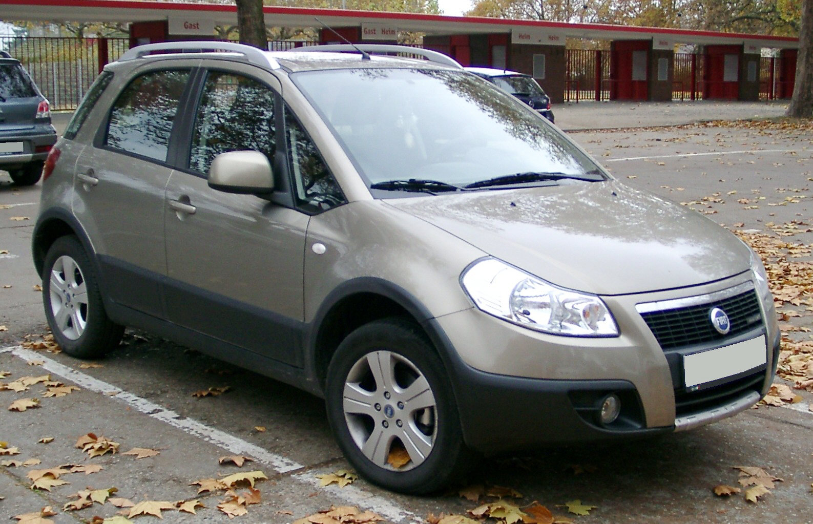 Fiat Sedici photo 01