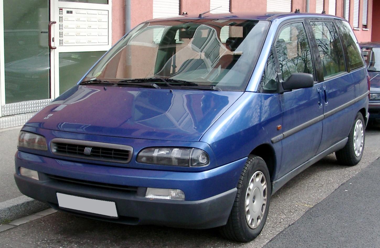 Fiat Ulysse technical details, history, photos on Better Parts LTD