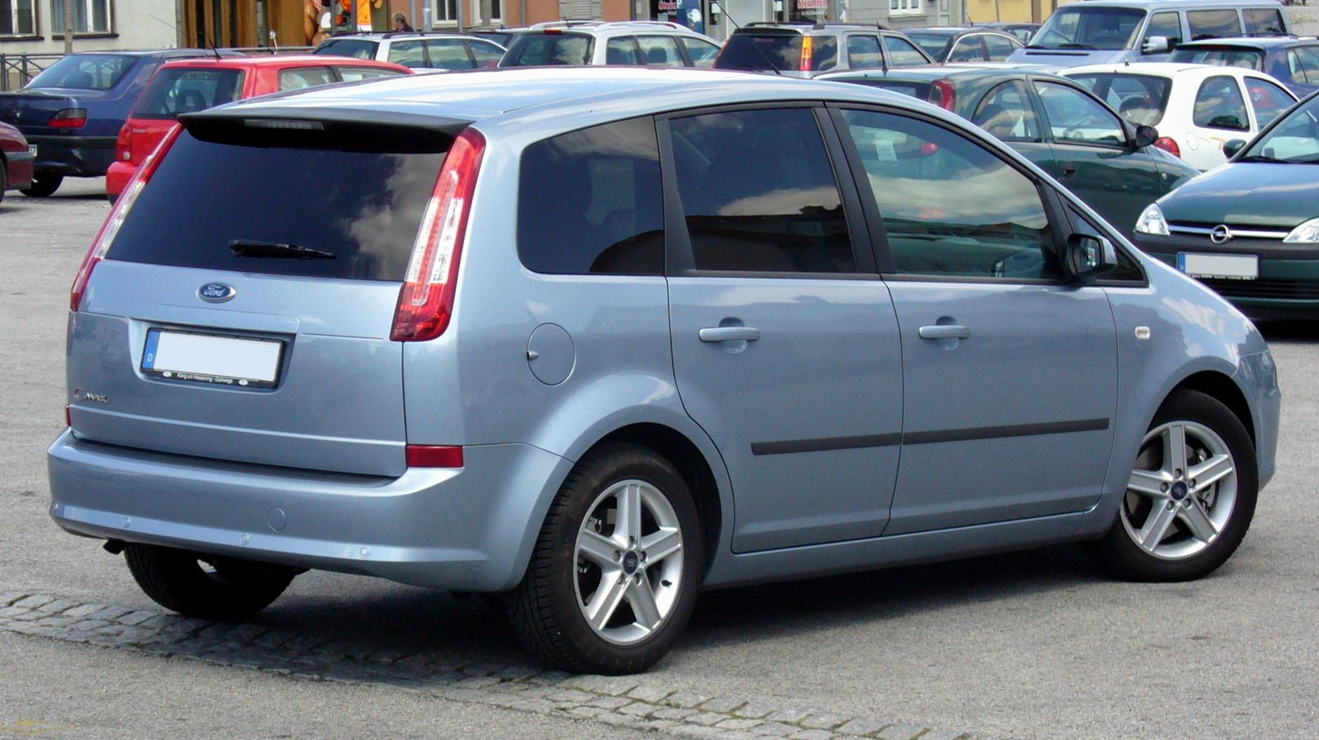 ford c max history photos on better parts ltd. Black Bedroom Furniture Sets. Home Design Ideas