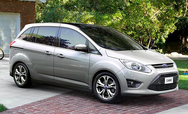 Ford C-Max image #6