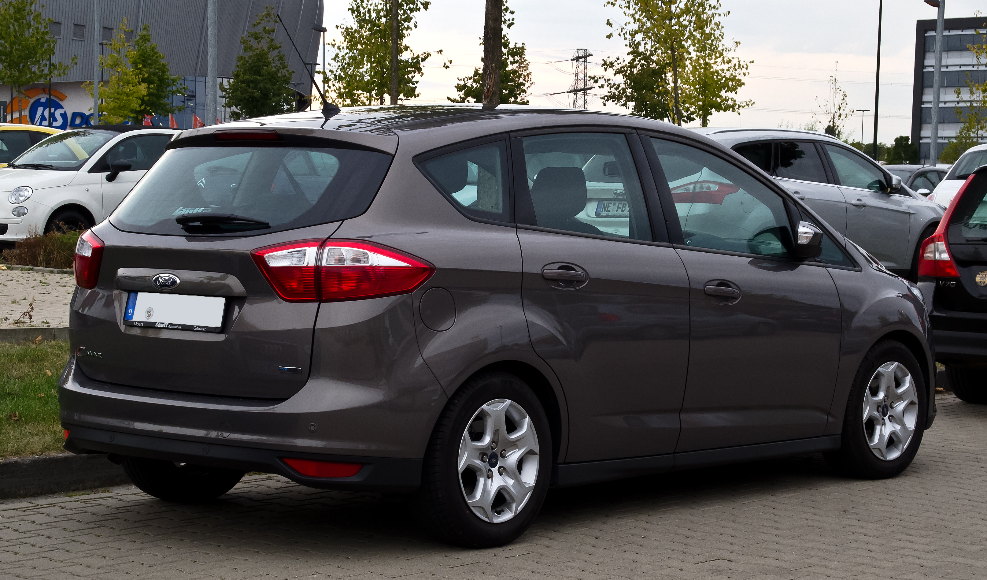 Ford C Max History Photos On Better Parts Ltd