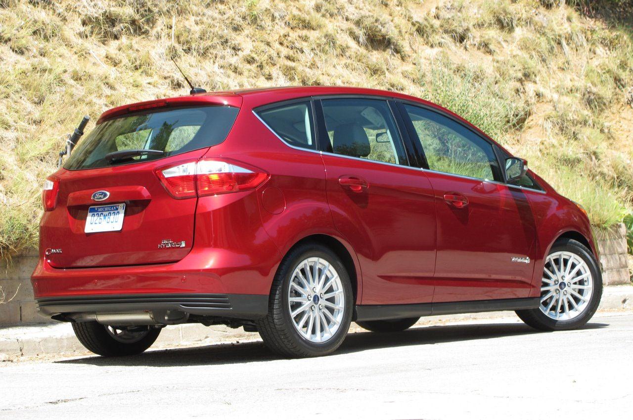Ford C-Max Hybrid Hatchback Models, Price, Specs, Reviews ...